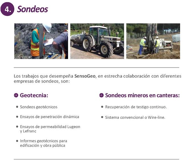 sondeos
